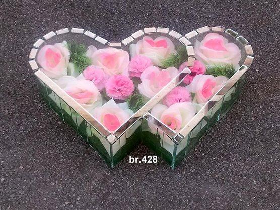 malo duplo srce 428