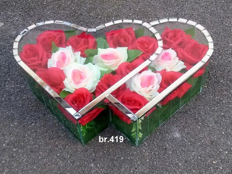 srednje duplo srce 419