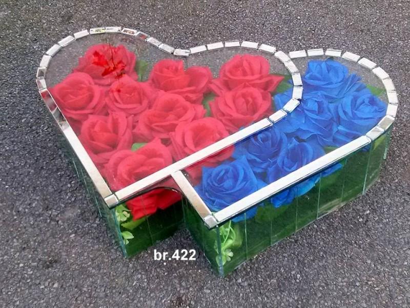 srednje duplo srce 422