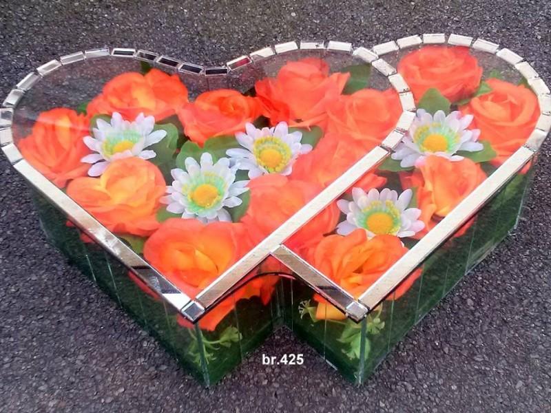 srednje duplo srce 425