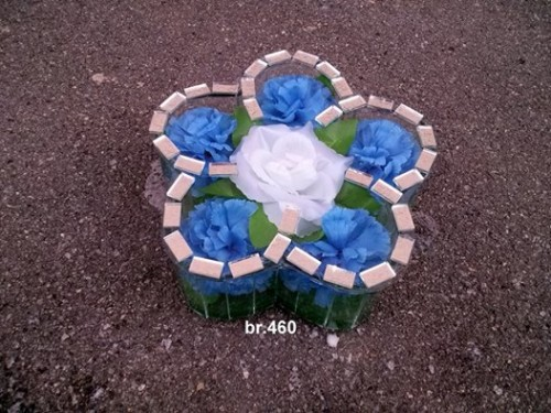 460 mali cvet