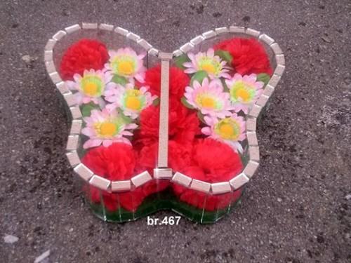 467 srednji leptir