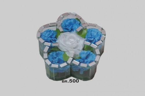 500 cvet mali