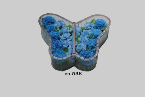 Ukrasi za groblje – veliki leptir – 950din