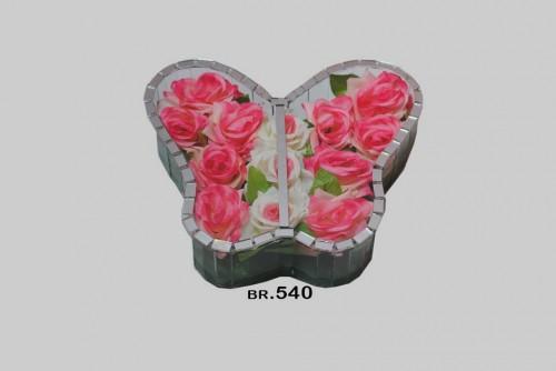 540 leptir srednji