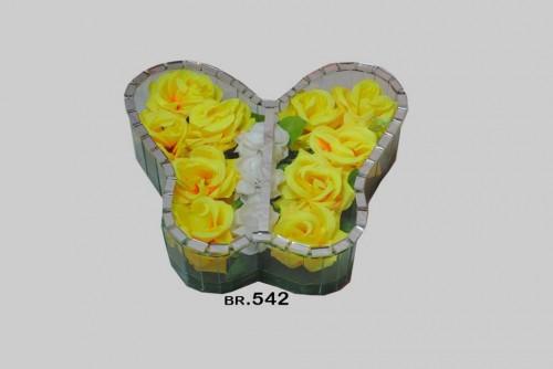 542 leptir srednji