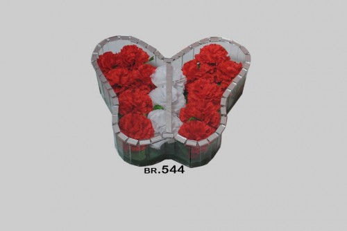 544 leptir srednji