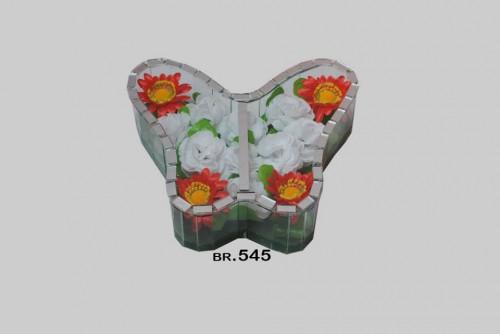 545 leptir mali