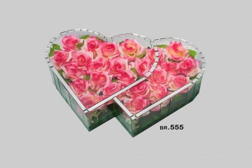 555 duplo srce veliko