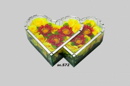 572 duplo srce malo